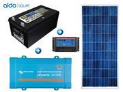 GERADOR DE ENERGIA VICTRON OFF GRID ALDO SOLAR GEF-OGV500120PG - 41052-4