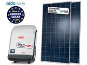 GERADOR DE ENERGIA FRONIUS COLONIAL ALDO SOLAR GEF - 41624-5