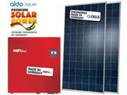 GERADOR DE ENERGIA REFUSOL S/ ESTRUTURA ALDO SOLAR GEF - 42013-7