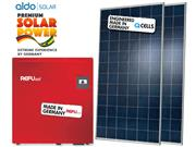 GERADOR DE ENERGIA REFUSOL S/ ESTRUTURA ALDO SOLAR GEF - 42032-9