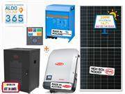 GERADOR DE ENERGIA 365 COM BATERIA ALDO SOLAR GF-5280M365 - 42434-5