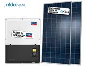 GERADOR DE ENERGIA SMA METALICA 55CM ALDO SOLAR GEF - 42866-0