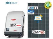 GERADOR DE ENERGIA FRONIUS FINAME/MDA ALDO SOLAR GEF - 43021-3