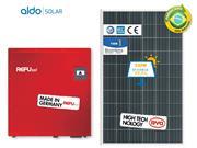 GERADOR DE ENERGIA REFUSOL FINAME/MDA ALDO SOLAR GEF - 43025-9