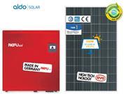 GERADOR DE ENERGIA REFUSOL FINAME/MDA ALDO SOLAR GEF - 43026-3