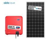 GERADOR DE ENERGIA SMA ONDULADA ALDO SOLAR GEF - 43724-9