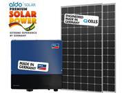 GERADOR DE ENERGIA SMA ONDULADA ALDO SOLAR GEF - 43905-1