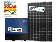 GERADOR DE ENERGIA SMA ONDULADA ALDO SOLAR GEF - 43908-3