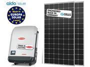 GERADOR DE ENERGIA FRONIUS ONDULADA ALDO SOLAR GEF - 44000-4