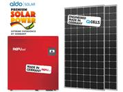 GERADOR DE ENERGIA REFUSOL METALICA 55CM ALDO SOLAR GEF - 49447-7