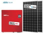 GERADOR DE ENERGIA REFUSOL ONDULADA ALDO SOLAR GEF - 44039-9