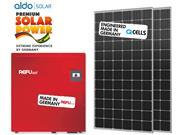 GERADOR DE ENERGIA REFUSOL METALICA 55CM ALDO SOLAR GEF - 49457-0