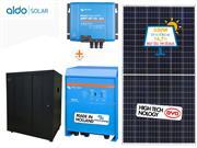 GERADOR DE ENERGIA VICTRON OFF GRID ALDO SOLAR GEF-OGV5000230PG - 44864-4