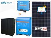 GERADOR DE ENERGIA VICTRON OFF GRID ALDO SOLAR GEF-OGV5000230PG - 44865-8