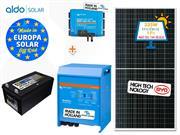 GERADOR DE ENERGIA VICTRON OFF GRID ALDO SOLAR GEF-OGV3000230PG - 44866-2