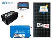 GERADOR DE ENERGIA VICTRON OFF GRID ALDO SOLAR GEF-OGV800120PG - 44873-3