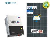 GERADOR DE ENERGIA SMA FINAME/MDA ALDO SOLAR GF - 45390-8