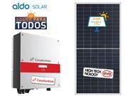 GERADOR DE ENERGIA CANADIAN LAJE ALDO SOLAR GEF - 46822-6