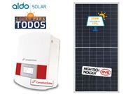 GERADOR DE ENERGIA CANADIAN LAJE ALDO SOLAR GEF - 46839-7