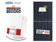 GERADOR DE ENERGIA CANADIAN LAJE ALDO SOLAR GEF - 46843-6