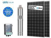 GERADOR DE ENERGIA BOMBA SOLAR S/ESTRUT ALDO SOLAR GEB - 45796-0
