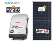 GERADOR DE ENERGIA FRONIUS TRAPEZOIDAL ALDO SOLAR GEF - 52555-7