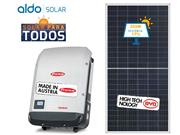 GERADOR DE ENERGIA FRONIUS TRAPEZOIDAL ALDO SOLAR GEF - 52557-5