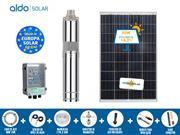 GERADOR DE ENERGIA BOMBA SOLAR S/ESTRUT ALDO SOLAR GEB - 48433-7