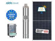 GERADOR DE ENERGIA BOMBA SOLAR SOLO ALDO SOLAR GEB - 48438-7