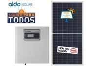 GERADOR DE ENERGIA ECOSOLYS ONDULADA ALDO SOLAR GEF - 49587-1