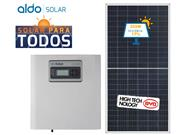 GERADOR DE ENERGIA ECOSOLYS ONDULADA ALDO SOLAR GEF - 49589-9