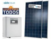 GERADOR DE ENERGIA ECOSOLYS COLONIAL ALDO SOLAR GEF - 49600-1