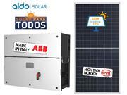 GERADOR DE ENERGIA ABB TRAPEZOIDAL ALDO SOLAR GEF - 49971-2