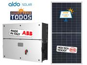 GERADOR DE ENERGIA ABB SOLO ALDO SOLAR GEF - 50925-4