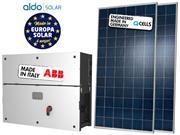 GERADOR DE ENERGIA ABB LAJE ALDO SOLAR GEF - 50745-6