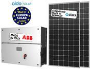 GERADOR DE ENERGIA ABB TRAPEZOIDAL ALDO SOLAR GEF - 50064-4