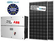GERADOR DE ENERGIA ABB TRAPEZOIDAL ALDO SOLAR GEF - 50067-6
