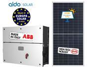 GERADOR DE ENERGIA ABB PARAF MADEIRA ALDO SOLAR GEF - 50268-4