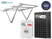 GERADOR DE ENERGIA ABB GARAGEM ALDO SOLAR GEF - 51088-7