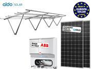 GERADOR DE ENERGIA ABB GARAGEM ALDO SOLAR GEF - 51090-8