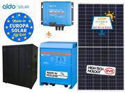 GERADOR DE ENERGIA VICTRON OFF GRID ALDO SOLAR GEF-OGV3000230PG - 51092-6