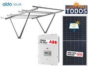 GERADOR DE ENERGIA ABB GARAGEM ALDO SOLAR GEF - 51096-2