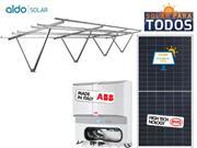 GERADOR DE ENERGIA ABB GARAGEM ALDO SOLAR GEF - 51098-0