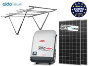 GERADOR DE ENERGIA FRONIUS GARAGEM ALDO SOLAR GEF - 51099-4
