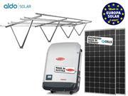 GERADOR DE ENERGIA FRONIUS GARAGEM ALDO SOLAR GEF - 51102-1