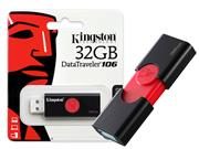 PEN DRIVE USB 3.0 KINGSTON DT106/32GB - 51309-3