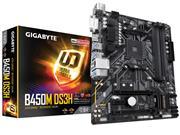 PLACA MAE SOCKET AMD AM4 GIGABYTE B450M - 51589-1