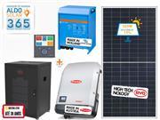 GERADOR DE ENERGIA 365 COM BATERIA ALDO SOLAR GF - 51737-2