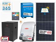 GERADOR DE ENERGIA 365 COM BATERIA ALDO SOLAR GF - 51762-1