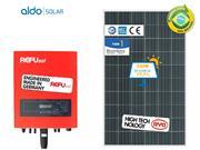 GERADOR DE ENERGIA REFUSOL FINAME/MDA ALDO SOLAR GEF - 51978-2